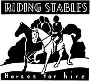 Riding Stables Stock Images