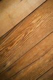 Ridit ut däck för ädelträ för planka för korn för ladugårdvägg Wood royaltyfri bild