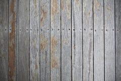 ridit ut trä för bakgrund siding Arkivfoton
