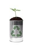 Riduca la riutilizzazione e ricicli Fotografia Stock