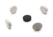 Ridurre in pani in bianco e nero Fotografie Stock