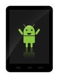 Ridurre in pani del Android Immagini Stock Libere da Diritti