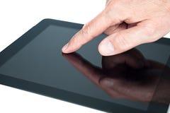 Ridurre in pani del Touchpad Immagini Stock Libere da Diritti