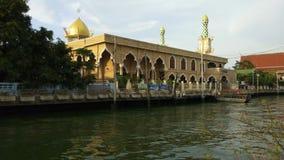 Ridwanool islamu meczet w Bangkok, Tajlandia zdjęcie wideo