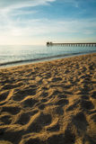 Riechen Sie den Ozeanwind Lizenzfreies Stockbild