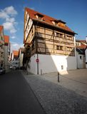 Riedlingen View Royalty Free Stock Image