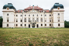 Riegersburg baroque castle Royalty Free Stock Photo