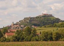 Riegersburg Panorama Stock Photos