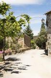 Riego de Ambros cityscape in Castilla y Leon Stock Photos
