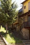 Riego de Ambros cityscape in Castilla y Leon Stock Images