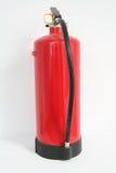 Riegue el extintor Imagen de archivo libre de regalías