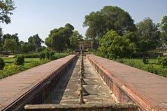 Riegue el palacio, Deeg, Rajasthán, la India fotos de archivo