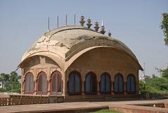 Riegue el palacio, Deeg, Rajasthán, la India imagenes de archivo