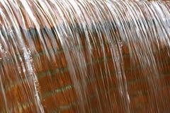 Riegue en flujo. Fotos de archivo