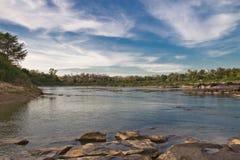 Corriente del agua Fotografía de archivo libre de regalías
