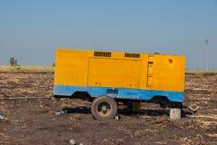 Riegue la máquina Tailandia, máquina del taladro del taladro del agua en Tailandia Imagenes de archivo