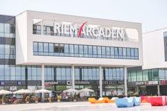 Riem Arcaden Stock Photography
