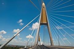 Riemen-Brücke Stockbild