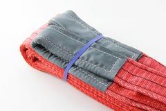 Riemen des Textilgewebten materials lizenzfreie stockfotos