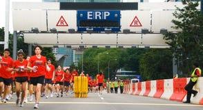 Rien n'échappe à l'ERP Photographie stock libre de droits