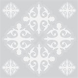 0riental ornament. Traditional oriental ornament.  illustration.floral Stock Photos