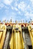Riese Buddha in Thailand Lizenzfreies Stockbild