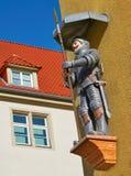 Riese Gigantyczna postać w Nordhausen Harz Niemcy Obrazy Royalty Free