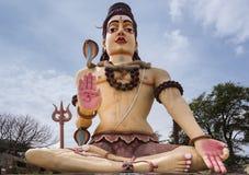 Riese-Lord Shiva-Statue weg von Srikanteshwara-Tempel in Ganjangud, Lizenzfreies Stockfoto