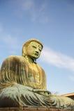 Riese Sitz-Buddha Stockfoto