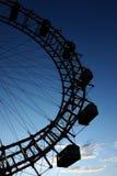 Riesenrad в вене парка Prater Стоковое Изображение