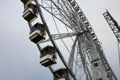 Riesenrad Stockbild
