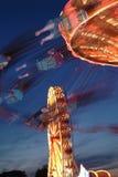 Riesenrad Stockfotos