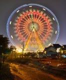 Riesenrad herein den Kinderpark Stockfotografie