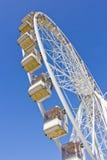 Riesenrad herein Paris Stockbilder