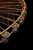 Riesenrad herein Rimini Italien Stockfoto