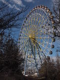 Riesenrad an Mtatsminda-Park (Tiflis, Georgia) Stockfotografie