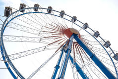 Riesenrad on oktoberfest Royalty Free Stock Photos