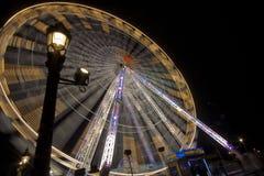 Riesenrad Paris- stockbild