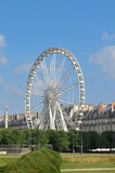 Riesenrad Roue Des Paris Stockfotos
