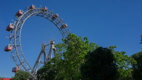 Riesenrad in Vienna. Prater Park Stock Images