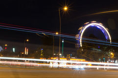 Riesenrad Wien- Stockbild