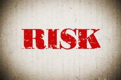 riesgo Fotos de archivo libres de regalías
