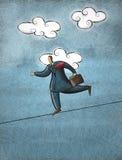 Riesgos y desafíos libre illustration