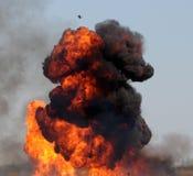 Riesige Explosion Lizenzfreies Stockbild