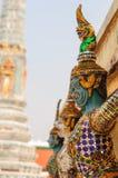 Riesige goldene Statue, Thailand lizenzfreie stockbilder