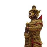 Riesige Statue stockfoto