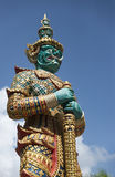 Riesige Statue Lizenzfreie Stockbilder