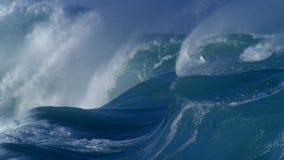 Riesige Wellen