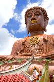 Riesiger Buddha Stockfoto