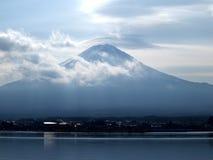 Riesiger Fuji Stockbild